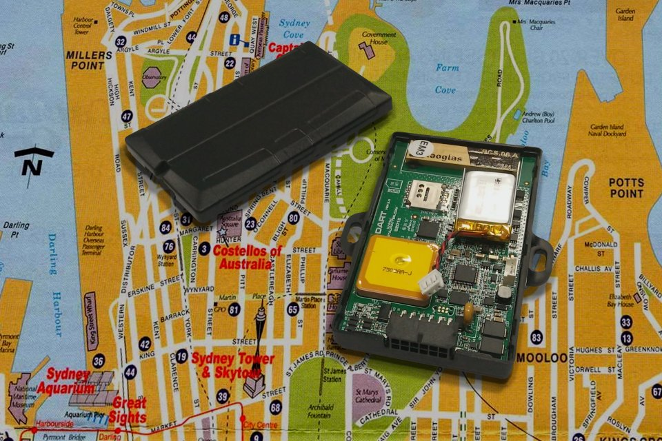 How to Protect Your Assets With GPS Tracking Technology