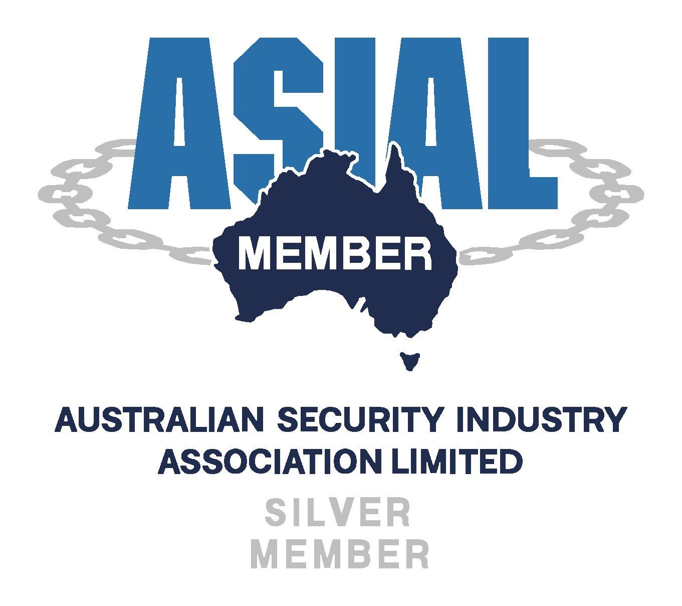 ASIAL silver membership logo